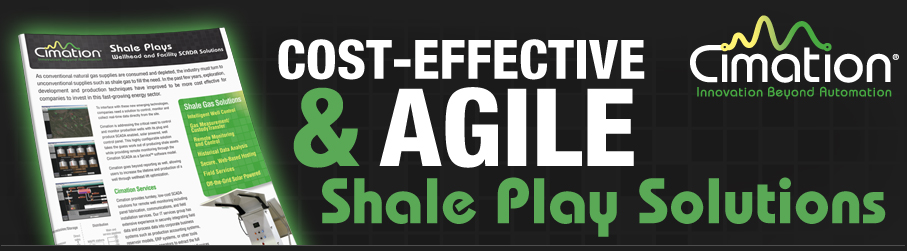 Cost-Effective & AGILE Shale Play Solutions