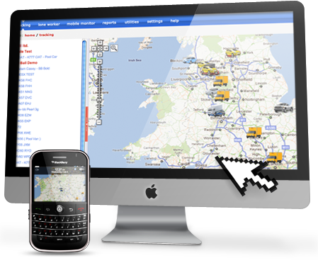 GPS Tracking Solutions | Crystal Ball Ltd