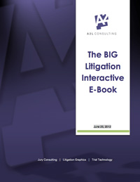 Free BIG Litigation E-Book from A2L