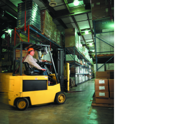 Whitepaper: The Next Generation Warehouse